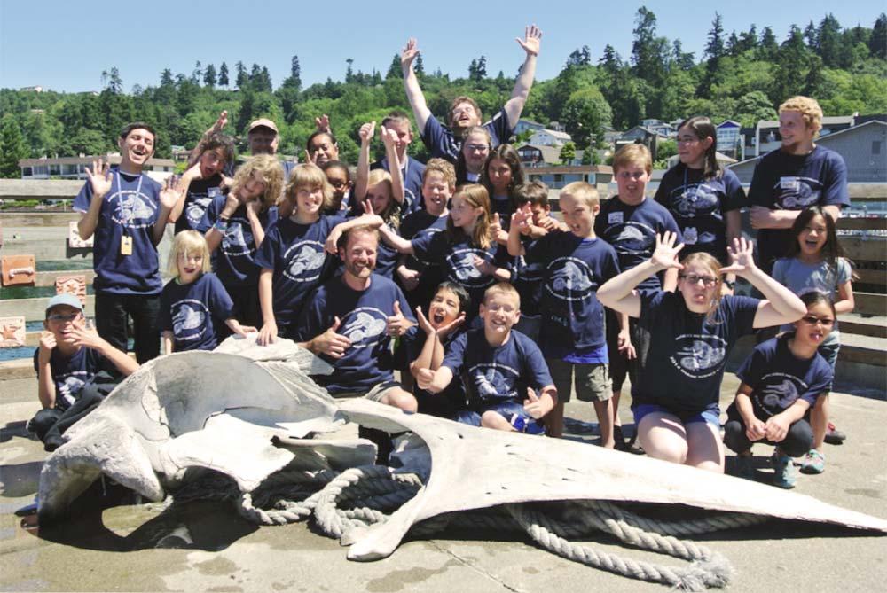 MaST Summer Camp Group